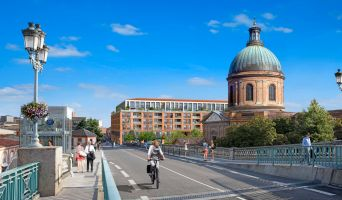 Résidence « Cour Du Dôme » programme immobilier neuf en Loi Pinel à Toulouse n°2