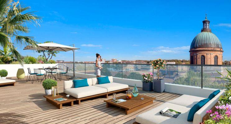 Photo du Résidence « Cour du Dôme » programme immobilier neuf en Loi Pinel à Toulouse