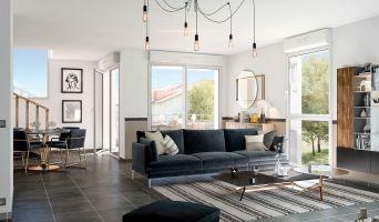 Résidence « Cours Adrienne » programme immobilier neuf en Loi Pinel à Toulouse n°1
