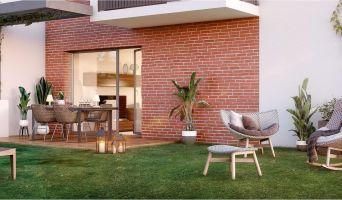 Résidence « Cours Adrienne » programme immobilier neuf en Loi Pinel à Toulouse n°3