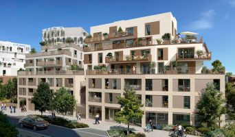 Photo du Résidence « Cyméa 2 » programme immobilier neuf en Loi Pinel à Toulouse