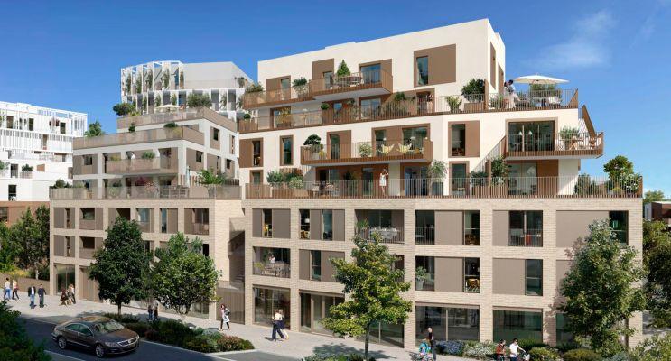Toulouse : programme immobilier neuf « Cyméa 2 » en Loi Pinel