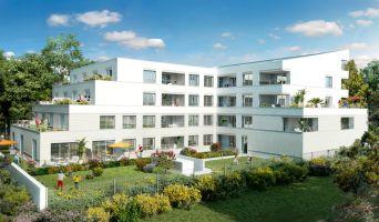 Toulouse programme immobilier neuve « Cyrano » en Loi Pinel  (2)