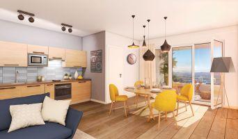 Toulouse programme immobilier neuve « Cyrano » en Loi Pinel  (3)
