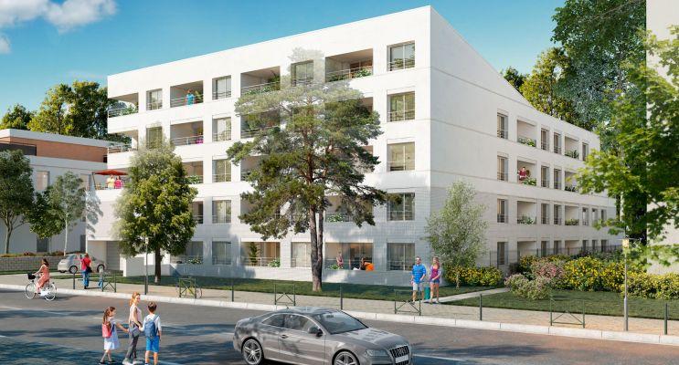 Résidence « Cyrano » programme immobilier neuf en Loi Pinel à Toulouse n°1