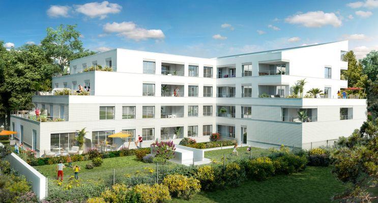 Résidence « Cyrano » programme immobilier neuf en Loi Pinel à Toulouse n°2