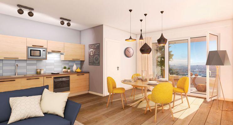 Résidence « Cyrano » programme immobilier neuf en Loi Pinel à Toulouse n°3