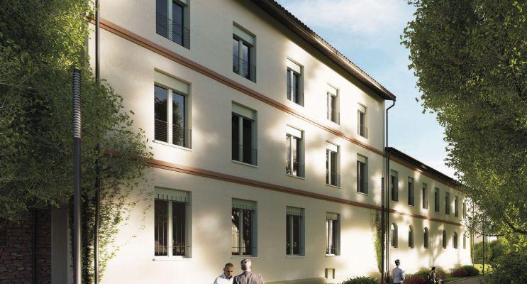 Photo du Résidence « Esprit Amidonniers » programme immobilier à rénover en Loi Pinel ancien à Toulouse