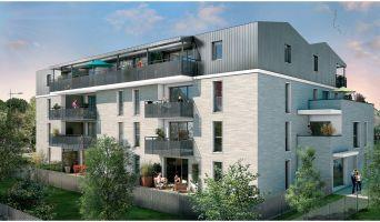 Résidence « Esprit Minimes » programme immobilier neuf en Loi Pinel à Toulouse n°2