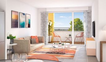Toulouse programme immobilier neuve « Esprit Parc »  (3)