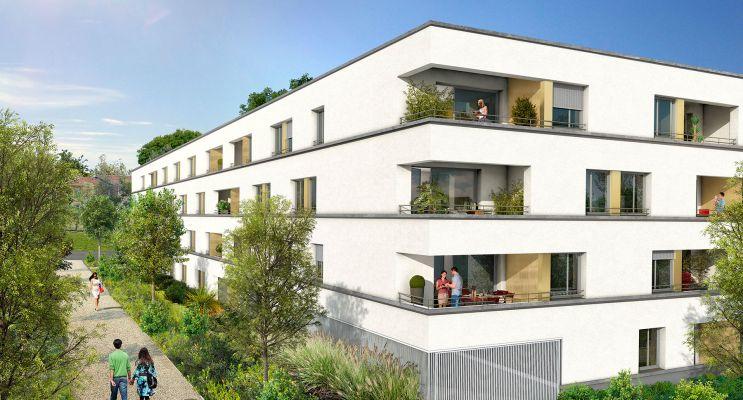 Photo n°2 du Résidence neuf « Esprit Parc »