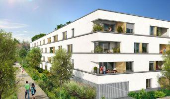 Photo du Résidence « Esprit Parc » programme immobilier neuf en Loi Pinel à Toulouse