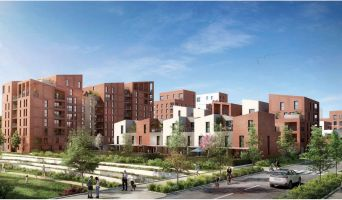Toulouse programme immobilier neuve « Factory » en Loi Pinel  (2)