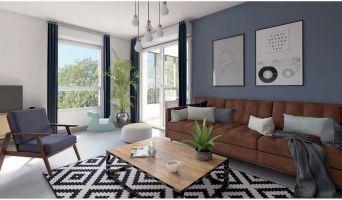 Toulouse programme immobilier neuve « Factory » en Loi Pinel  (5)