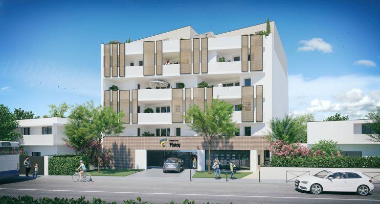 Photo n°1 du Résidence « Fancy » programme immobilier neuf en Loi Pinel à Toulouse