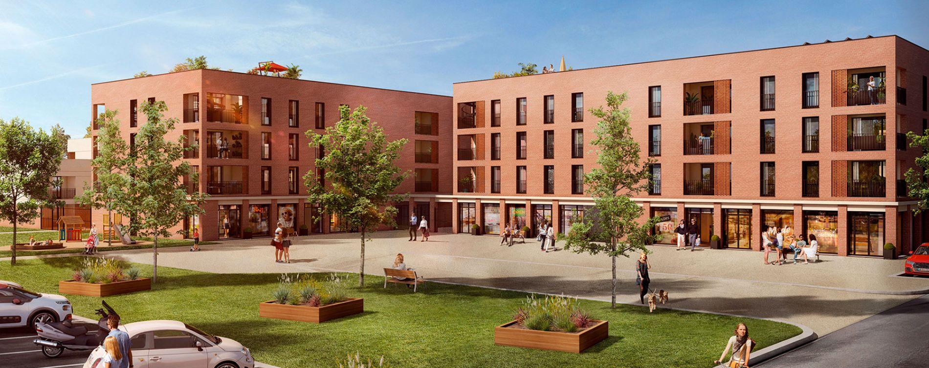 Résidence Faubourg Tolosa à Toulouse