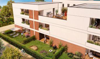 Résidence « Faubourg Tolosa » programme immobilier neuf en Loi Pinel à Toulouse n°3