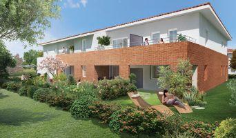 Photo du Résidence « Floricia » programme immobilier neuf en Loi Pinel à Toulouse