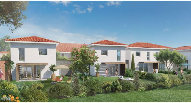 Photo n°2 du Résidence « Floricia » programme immobilier neuf en Loi Pinel à Toulouse