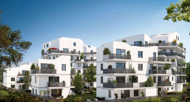 Résidence « Green Touch » programme immobilier neuf en Loi Pinel à Toulouse n°2