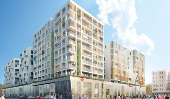 Toulouse : programme immobilier neuf « Green View » en Loi Pinel