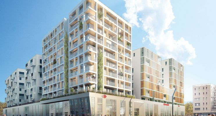Photo du Résidence « Green View » programme immobilier neuf en Loi Pinel à Toulouse