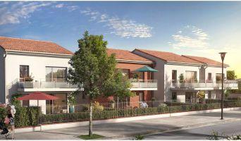 Toulouse : programme immobilier neuf « Hameau Dhuoda » en Loi Pinel