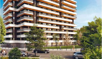 Photo n°1 du Résidence « Hedoniste » programme immobilier neuf en Loi Pinel à Toulouse