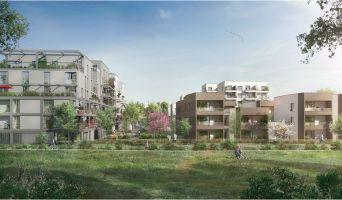 Photo du Résidence « ID'Halles » programme immobilier neuf en Loi Pinel à Toulouse