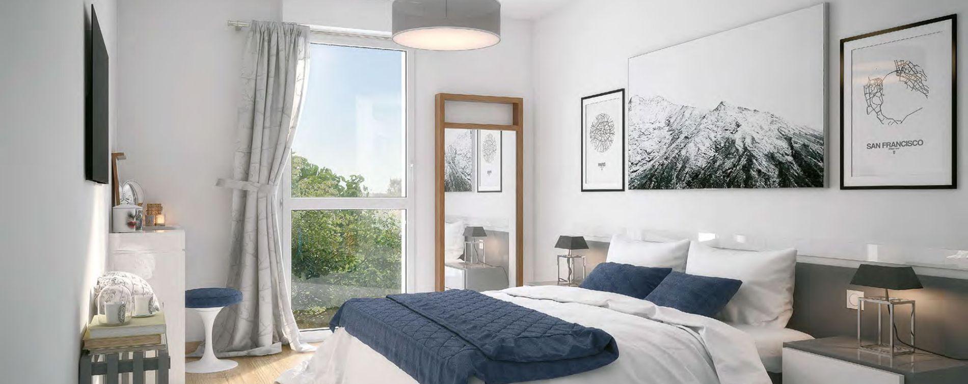 Toulouse programme immobilier neuve « Ikabé »  (4)