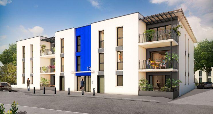 Photo du Résidence « Ikabé » programme immobilier neuf en Loi Pinel à Toulouse