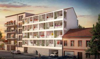 Photo du Résidence « Iloa » programme immobilier neuf en Loi Pinel à Toulouse