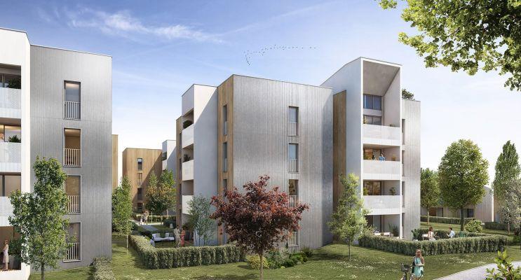 Photo n°1 du Résidence « Infinity » programme immobilier neuf en Loi Pinel à Toulouse