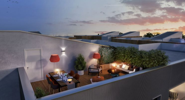 Photo n°3 du Résidence « Infinity » programme immobilier neuf en Loi Pinel à Toulouse