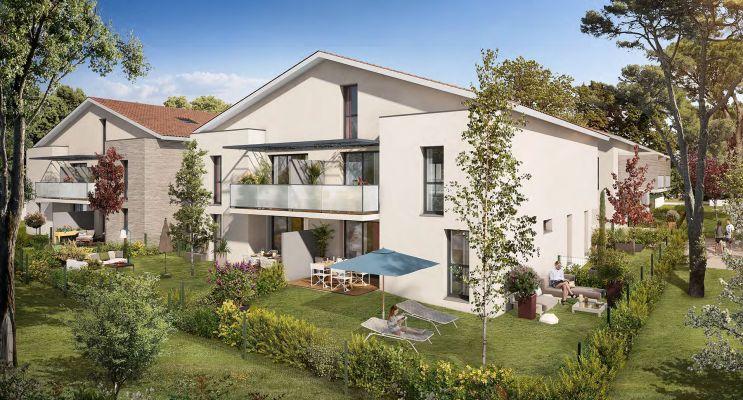 Résidence « In'Lardenne » programme immobilier neuf en Loi Pinel à Toulouse n°1