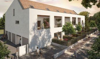 Photo du Résidence « Inside Park » programme immobilier neuf en Loi Pinel à Toulouse