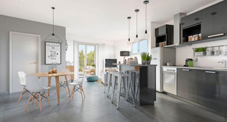 Photo n°2 du Résidence « Intown 2 » programme immobilier neuf en Loi Pinel à Toulouse