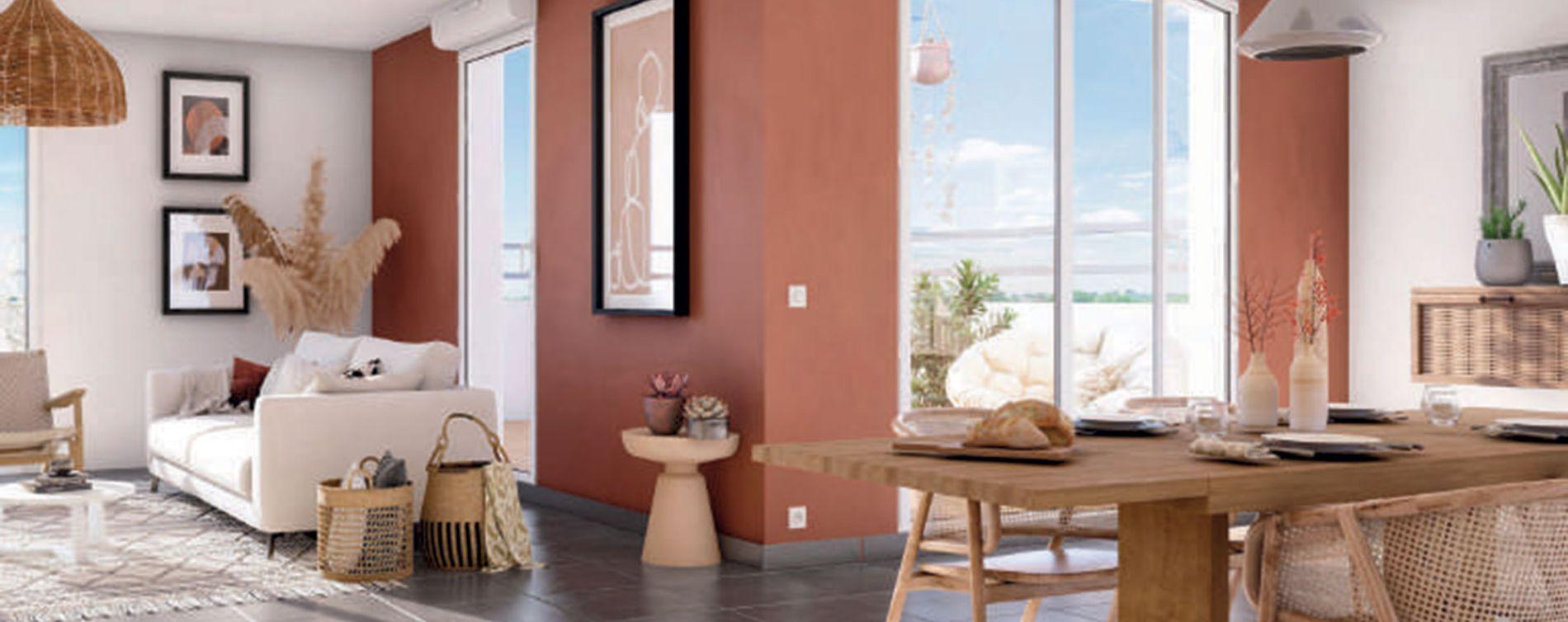 Toulouse : programme immobilier neuve « Joia » en Loi Pinel (3)
