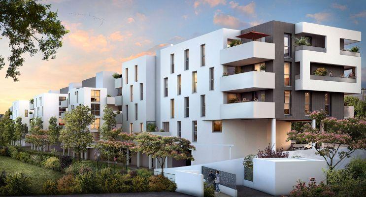 Résidence « Jolis'Monts » programme immobilier neuf en Loi Pinel à Toulouse n°2