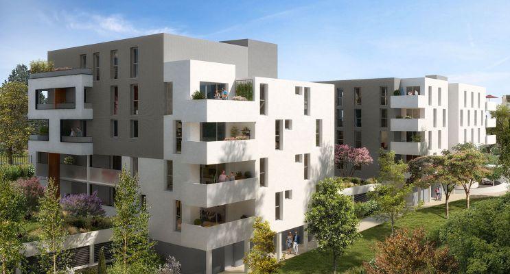 Résidence « Jolis'Monts » programme immobilier neuf en Loi Pinel à Toulouse n°3