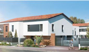 Résidence « Kernera » programme immobilier neuf en Loi Pinel à Toulouse