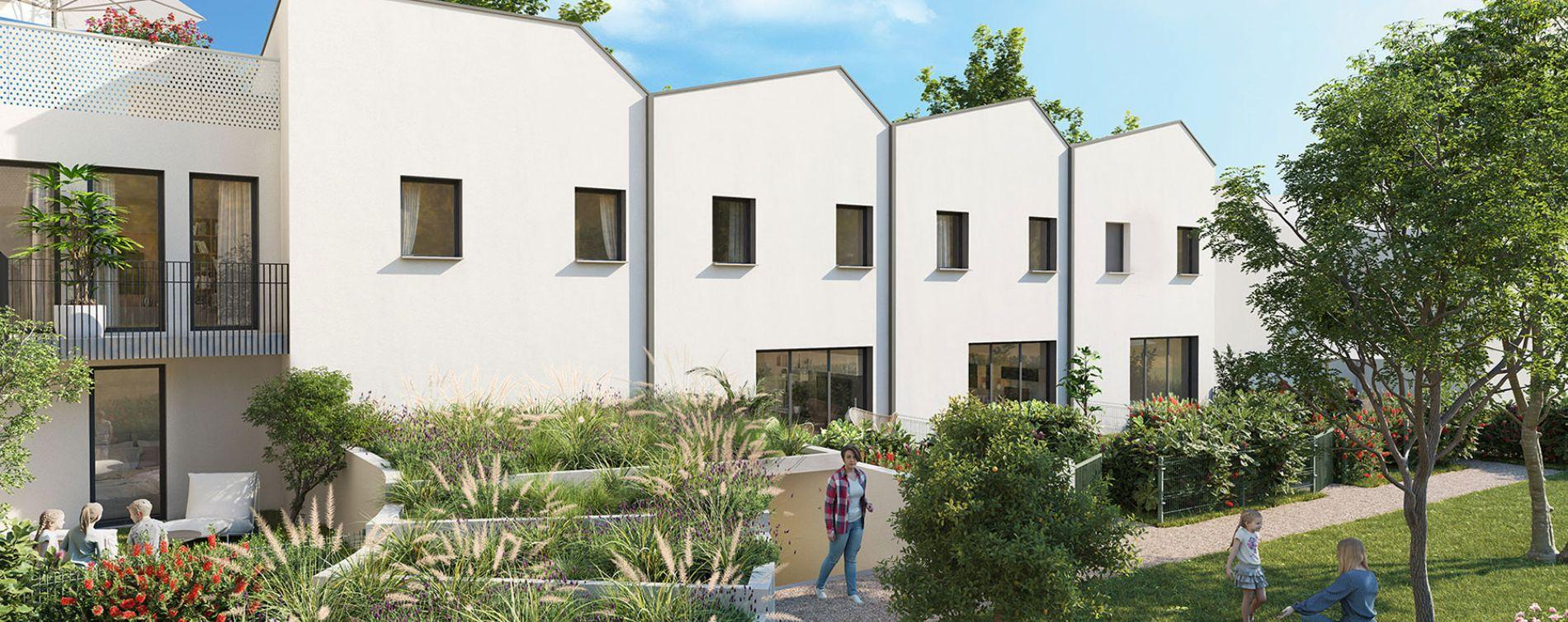 Toulouse : programme immobilier neuve « La Cavalière » en Loi Pinel (2)