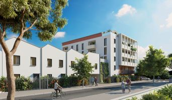 Photo du Résidence « La Cavalière » programme immobilier neuf en Loi Pinel à Toulouse