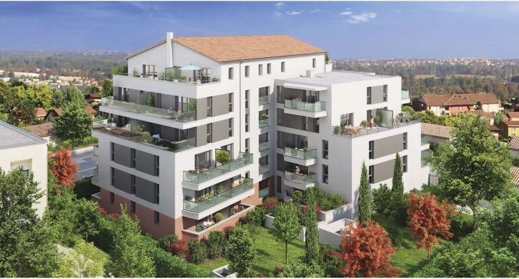 Photo du Résidence « La Manufacture » programme immobilier neuf en Loi Pinel à Toulouse