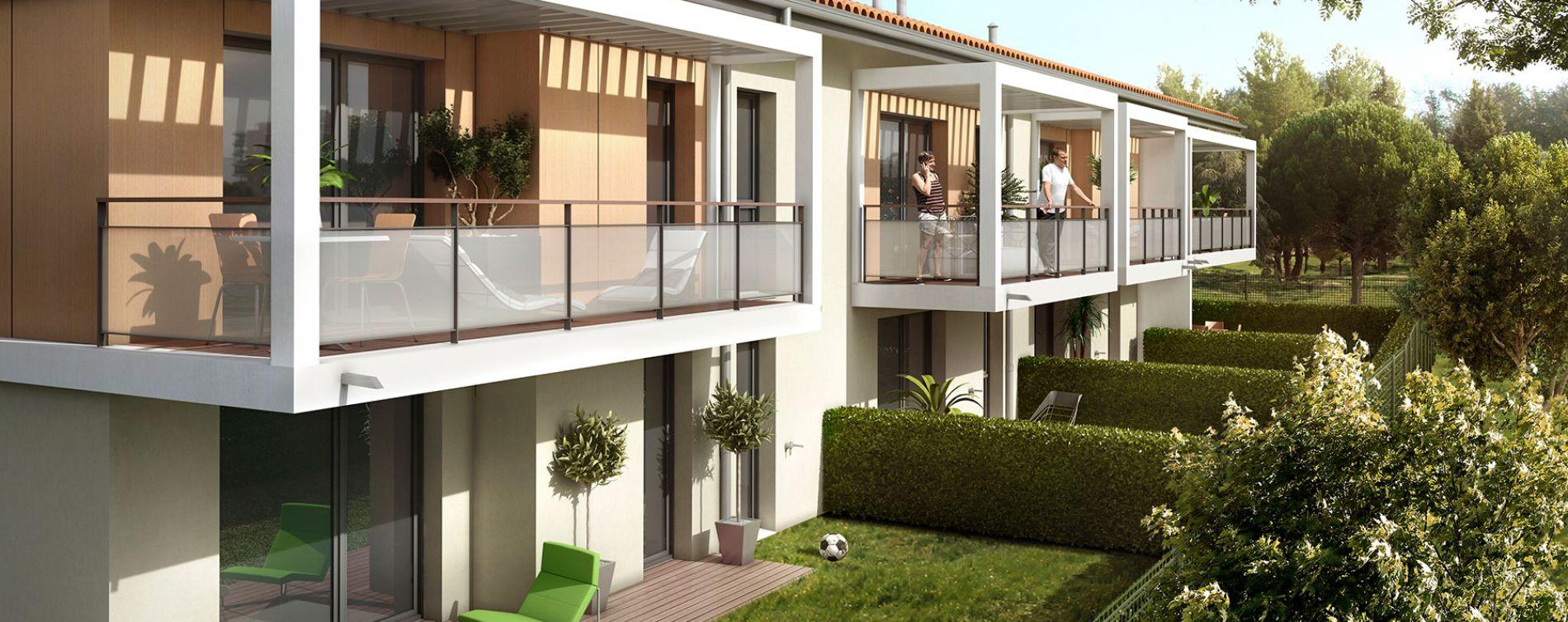 Toulouse : programme immobilier neuve « La Mauvaise Herbe »