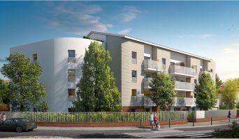 Photo du Résidence « La Parenthèse » programme immobilier neuf en Loi Pinel à Toulouse
