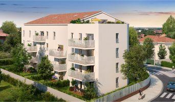 Toulouse programme immobilier neuve « La Parenthèse » en Loi Pinel  (2)