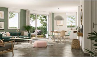 Toulouse programme immobilier neuve « La Parenthèse » en Loi Pinel  (3)