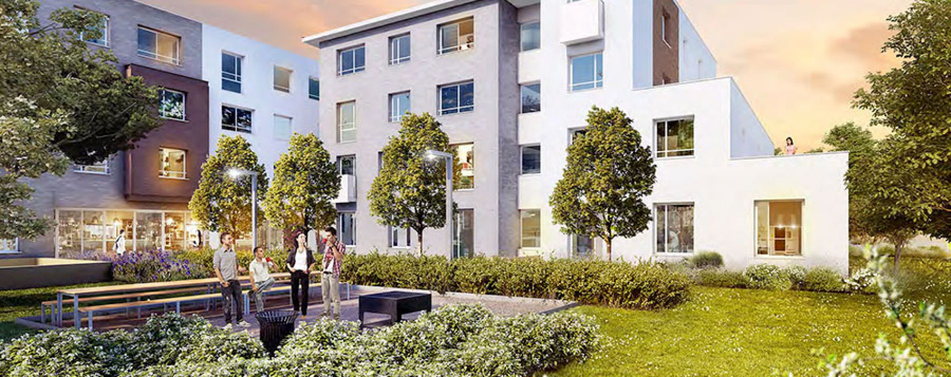 Toulouse : programme immobilier neuve « L'Alexandrin »