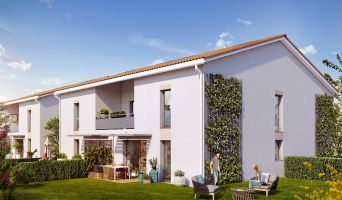 Photo du Résidence « L'Aloe Tolosa » programme immobilier neuf en Loi Pinel à Toulouse